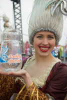 Второй фестиваль алтайских напитков