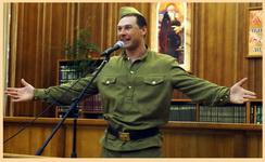 Библионочь в Шукшинке