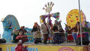 Сибирская масленица 2013